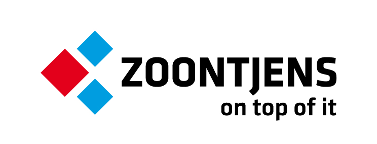 Zoontjens on top of it